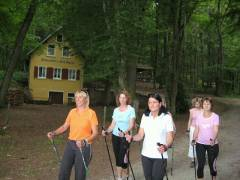 Nordic Walking im Oettinger Forst