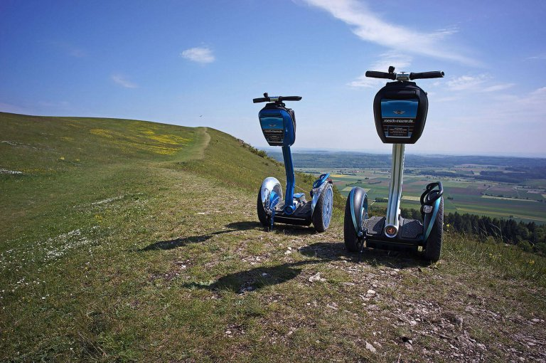 segway touren - more -4-fun
