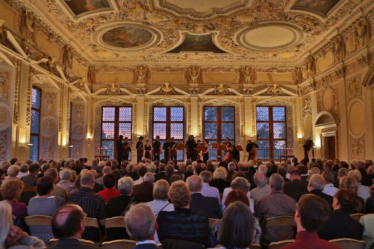 Residenzschloss Oettingen-Konzert
