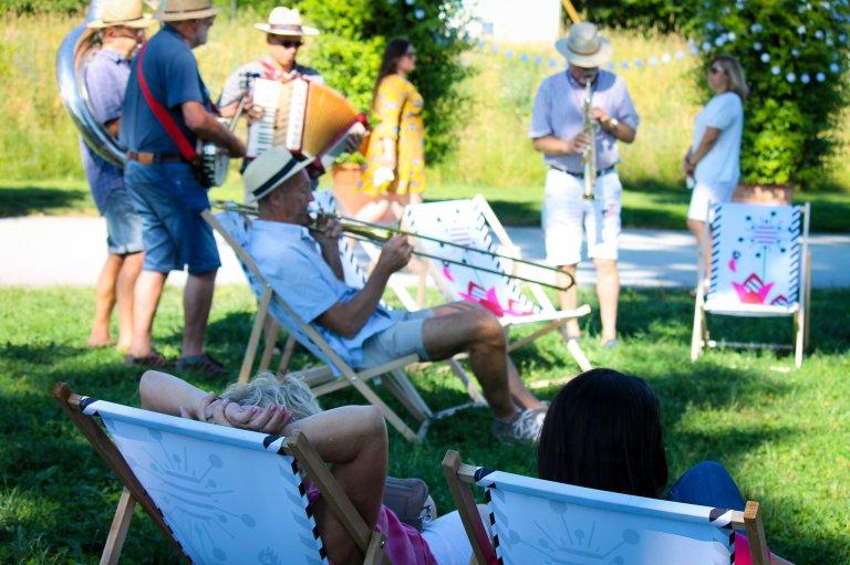 Sommerfest der Gartenschau der Heimatschätze Wassertrüdingen 2019