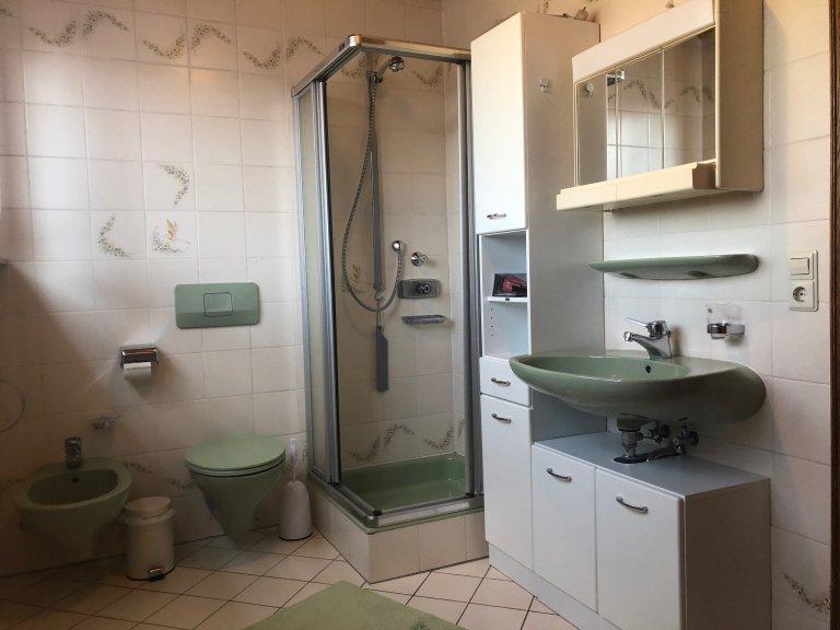 Badezimmer Ferienwohnung bei Küffners