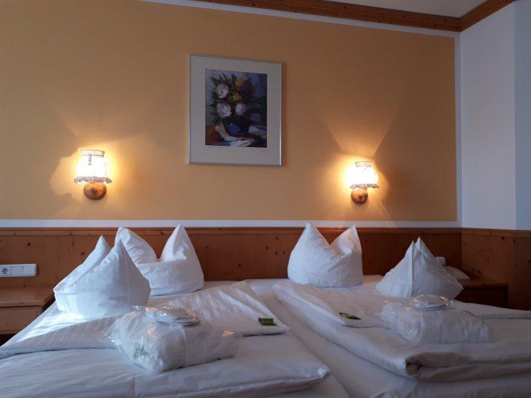 Strandhotel Seehof Zimmer