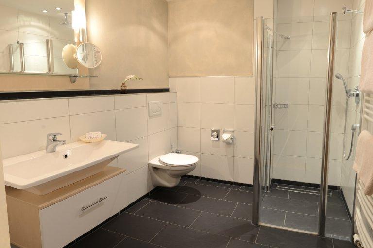 Deutsches Haus Badezimmer