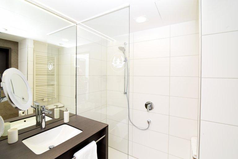 Hotel Das Hürner Badezimmer Ansicht