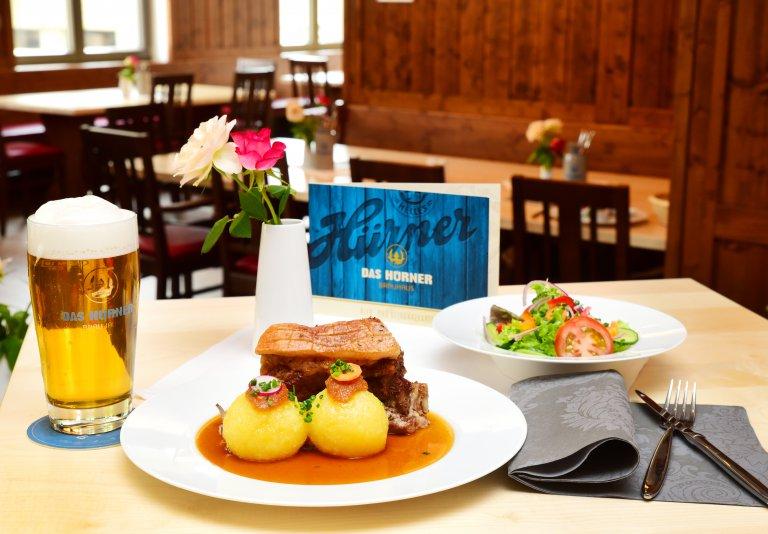 Hotel Das Hürner Restaurant